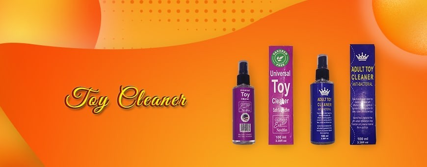 Buy Sex toys Cleaner products Store in India
