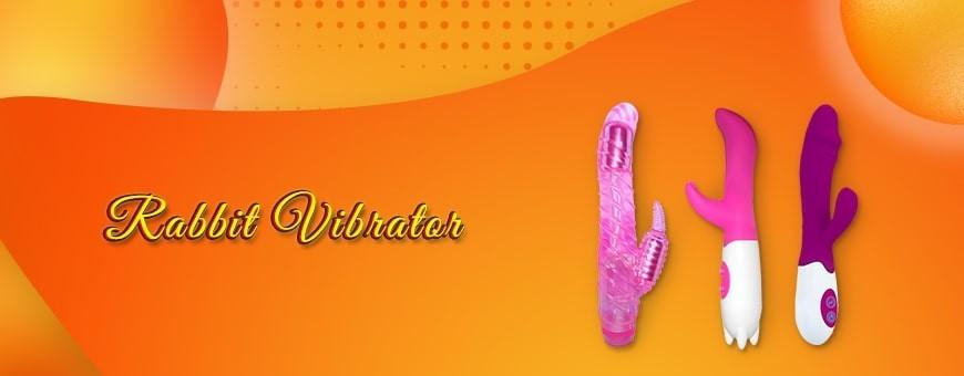 Rabbit Vibrator for women sextoy sale cash on delivery in india delhi kolkata chennai mumbai bangalore pune gurgaon noida ghazia