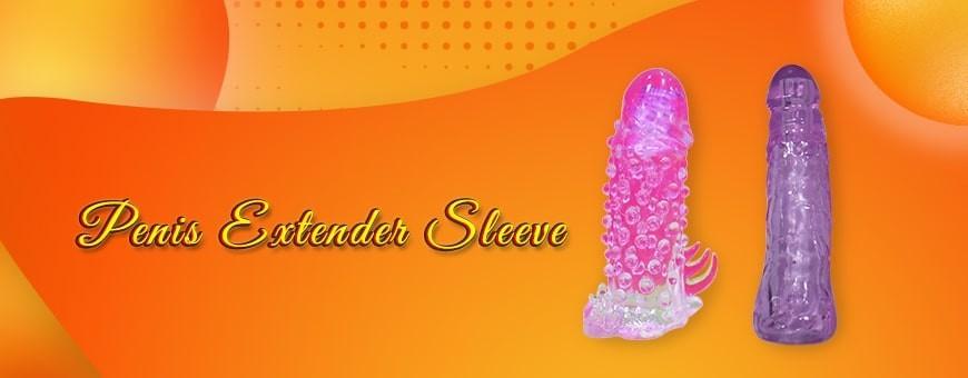 Penish Extender Sleeve- Sex toys shop in India Kolkata only on Adultvibes-Kolkata