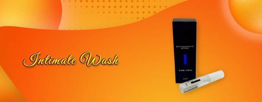 Buy Online  Men's Intimate Wash products