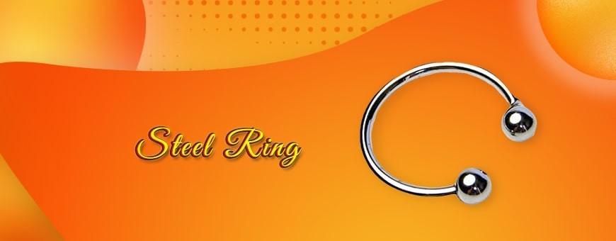 Steel Rings - Buy Adult clitory Steel Rings online in India